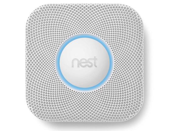 Nest Protect rook en koolmonoxide detector
